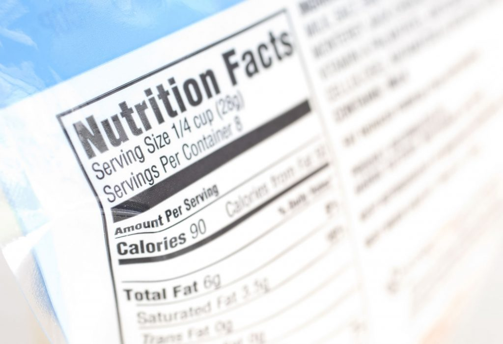 Cannabis Nutrition Facts